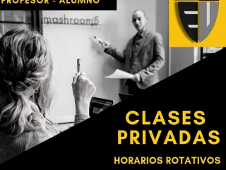 CLASES PRIVADAS.